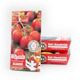 Set răsadniță medie – Tomate Buzău 1600