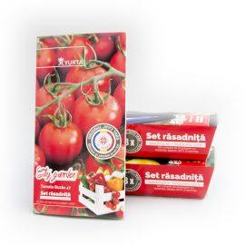 Set răsadniță medie – Tomate Buzău 47