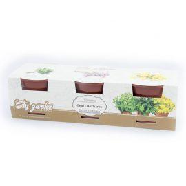 Set de cultivare – Ceai antistress