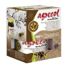 Capcana pentru viespi, bărzăuni și muște