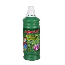 Agrecol ingrasamant lichid plante verzi 1000 ml