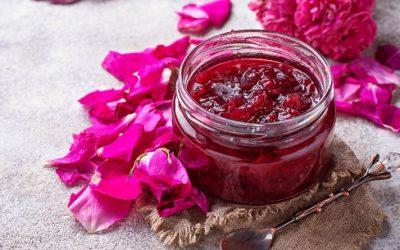Dulceață de trandafiri. O delicatese parfumată