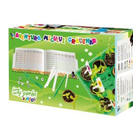 Kit de plantare pentru copii – Aventura micului grădinar
