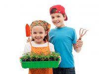Beneficiile grădinăritului pentru copii